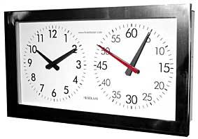 Orologio con contasecondi di grande precisione Timac OLC 7030
